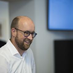 Jesper Kingo Christensen, Chief Technology Officer, Karnov Group
