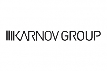 Karnov Group Horizontal White Background Logo